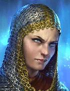 battle sister - champion in raid shadow legends