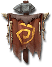 ogryn tribes - faction banner in raid shadow legends